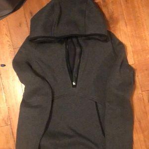 Lululemon Grey pullover hoodie